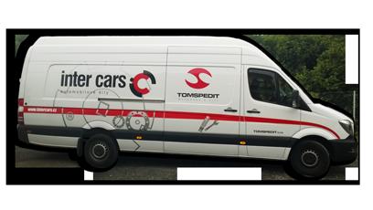 Nákladní a osobní doprava | Spediční firma | Tomspedit s.r.o - Ženklava